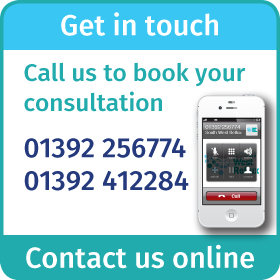 Contact South West Reflux on Exeter 01392 256774 icon white